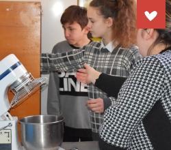 Пекари в ЦПД «Ручеек» Астраханской области