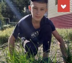 Помочь Даниле обрести навыки растениеводства