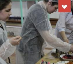 Обучение профессии «повар»