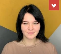 Обучение воспитанницы Богоявленского детского дома маркетингу