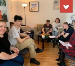 Московские каникулы воспитанников Богоявленского детского дома Нижегородской области
