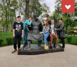 Командировка наставника Лии Пшеничниковой в Саратовскую область