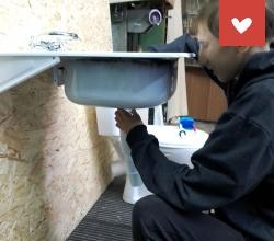 Открытие ремонтного цеха в Дальнеконстантиновском специальном коррекционном детском доме