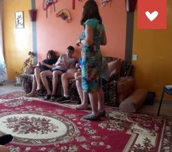 Командировка наставника в Саратовскую область