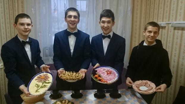 СОШ села Белогорное