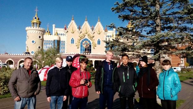 Поездка в столицу Татарстана город Казань