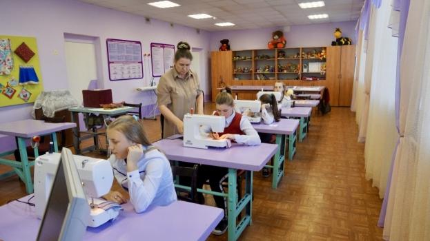 Школа-интернат села Широкий Буерак