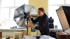 Открытие фотомастерской в ЦПД «Юность»