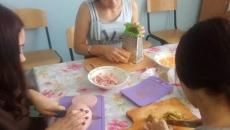 Работа в «Социальной квартире» детского дома с. Алексеевка Хвалынского района Саратовской области