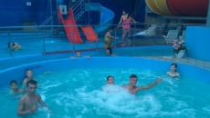 Поездка в аквапарк