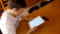 Ребята изучают основы программирования