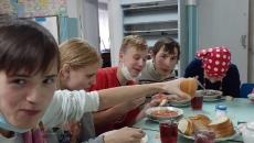Обучение поваров в «Дальнеконстантиновском специальном (корр.) детском доме»