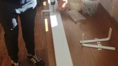 В школе-интернате с.Широкий Буерак Вольского района Саратовской области оборудована ремонтно-строительная мастерская