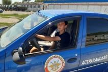 Водительские права для Даниила из Астрахани