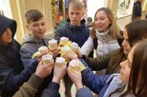 Весенние каникулы в Москве