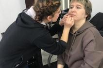 Обучение парикмахеров-стилистов в СРЦ «Возвращение» г. Саратова