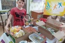 Открытие «социальной квартиры» в ЦПД «Ручеёк» с. Икряное Астраханской области