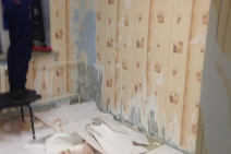 Новая строительная мастерская в детском доме с. Белогорное Вольского района