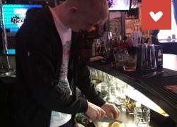 Профессия «бармен»