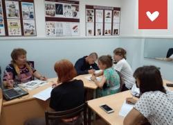 Обучение на поваров в СРЦ «Вера» Астраханской области