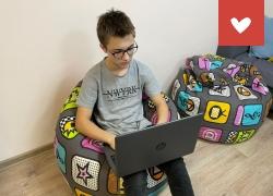 Оборудование IT-студии в «Богоявленском детском доме» Нижегородской области