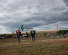 Средняя общеобразовательная школа с. Белогорное Вольского района